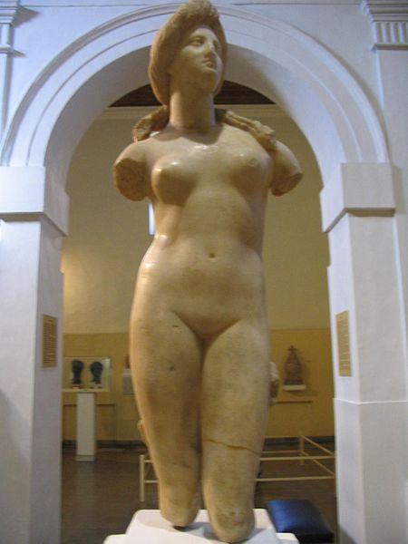 Aphrodites födelseplats