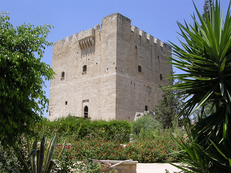 Kolossi slott